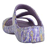 DAWGS Women's Arch Support Loudmouth Z, Pazeltine, 9