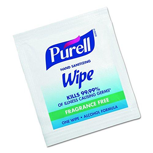 Gojo PURELL 9020-4M Sanitizing Hand Wipes (Pack of 4000)