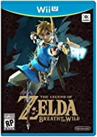 The Legend of Zelda: Breath of the Wild - Wii U - Standard Edition