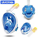 Best Diving Masks - LEUCOTHEA Snorkeling Mask Full Face Diving Mask Detachable Review