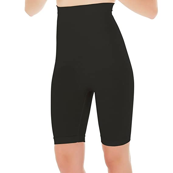 dab38bfae9 Urbamboo Seamless Anti-Slip Push-up Body Shaper Girdle Corset at Amazon  Women s Clothing store
