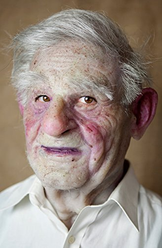 [Realistic HandMade Silicone Mask Old Man