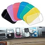 gel kitchen mats australia LIAN-5Pc Silicone Sticky Pad Anti-Slip Mat Gel Dash Car Mount Holder For Cell Phone