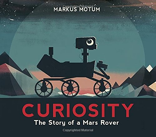 Image result for curiosity mars rover motum amazon