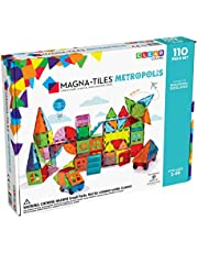 Magna Tiles Metropolis Set (110 Piece)