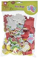Creative Hands Fun Bug Stickers