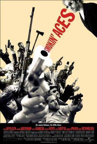 Smokin' Aces 11x17 Movie Poster (2007)