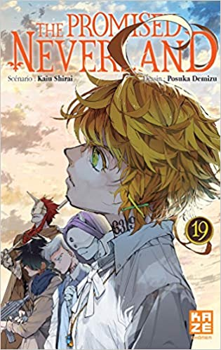 Télécharger The Promised Neverland T19 pdf gratuits