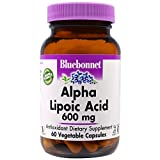 Bluebonnet – Alpha Lipoic Acid 600mg 60vcap Review