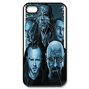 James-Bagg Phone case - TV Show Breaking Bad Pattern Protective Case For Iphone 4 4S case cover Style-1