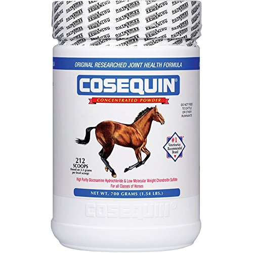 Cosequin equine horse powder concentrated for joint health 700 mg
