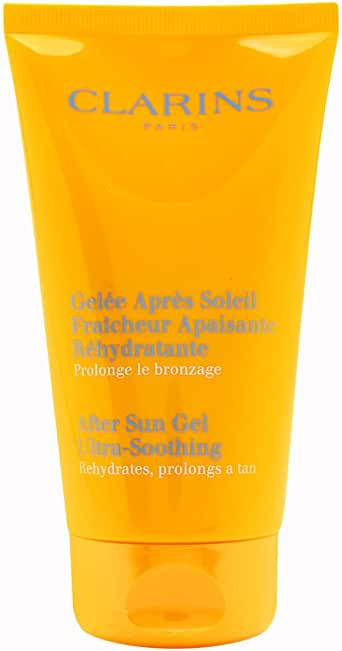 Clarins After Sun Gel Ultra Soothing by Clarins for Unisex - 5 oz Gel, 150 milliliters