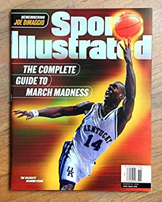 HESHIMU EVANS Univ. of Kentucky UK Sports Illustrated magazine 3/15/99