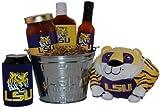 Louisiana State University Tailgate Grilling Gift Basket - Large