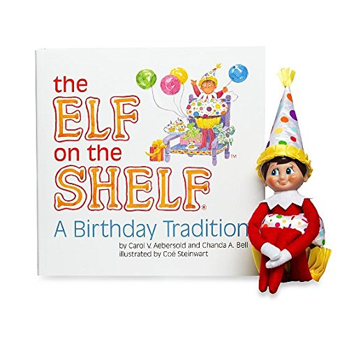 Elf on the Shelf: A Birthday Tradition -