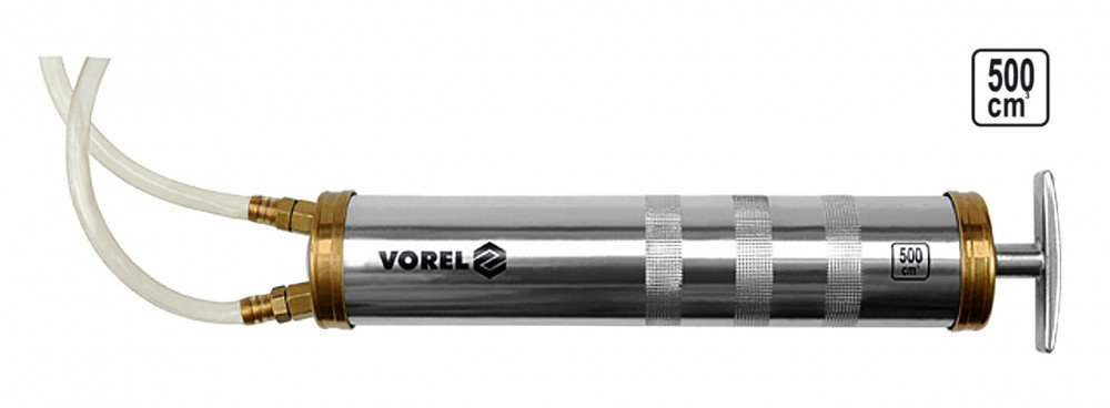 VOREL 78035 - manual de la bomba de aceite 500ml Yato