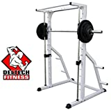 Kyпить Deltech Fitness Linear Bearing Smith Machine на Amazon.com