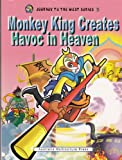 img - for Monkey King Creates Havoc in heaven (Journey to The West Series 2)(English Version) book / textbook / text book