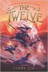 The twelve cindy lin book 2