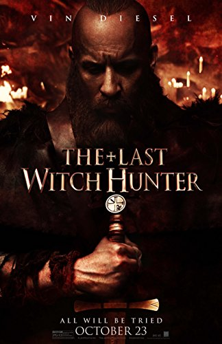 The Last Witch Hunter Movie Poster (24 x 36