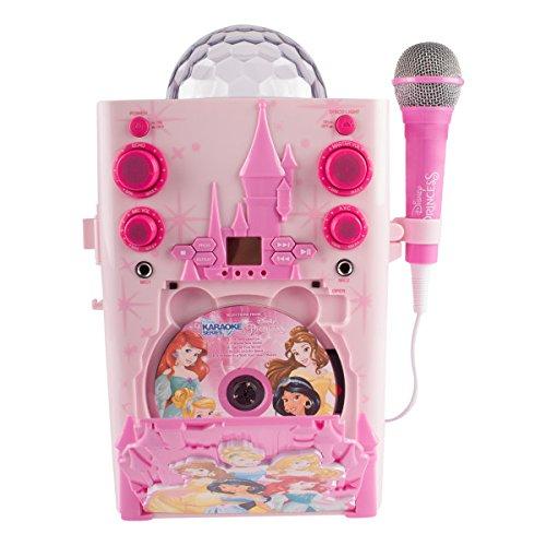 Princess Flashing Disco Ball Karaoke by Disney Princess (Image #4)