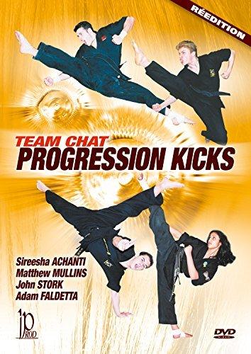 Amazon.com: Progression Kicks with Team Chat: Adam Faldetta, John Stork, Sireesha Achanti Matt Mullins: Movies & TV