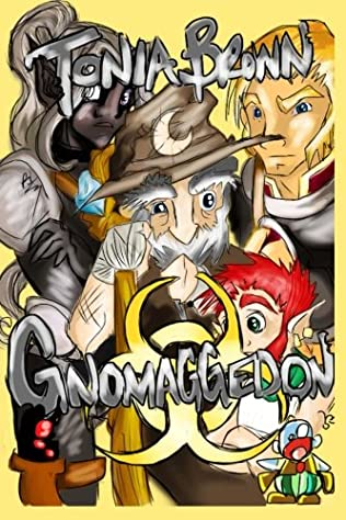 book cover of Gnomaggedon