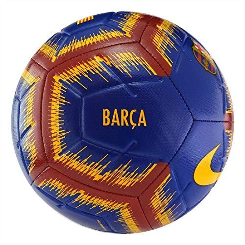 Balón de Fútbol Nike Strike FC Barcelona 2018 19 - Talla única  Amazon.es   Deportes y aire libre 174302a1b8f16