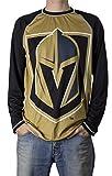 Performance Long-Sleeve Rash Guard (Vegas Golden Knights, Medium)