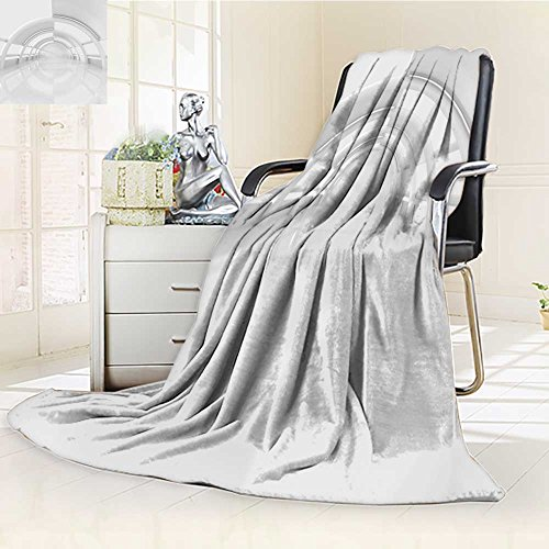 "Top Jiahonghome DOLLAR Blanket,empty long room d illustration Traveling, Hiking, Camping, Full Queen, TV, Cabin, Couch, Bed Throw(90""x 70"") for sale"