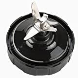 900 watt - Breynet Nutri Ninja Blender Extractor Juicer Replacement Bottom Blade Assembly 6 Fins for 900w BL450-70 BL451-70 BL454-70 BL455-70 Ninja Blender