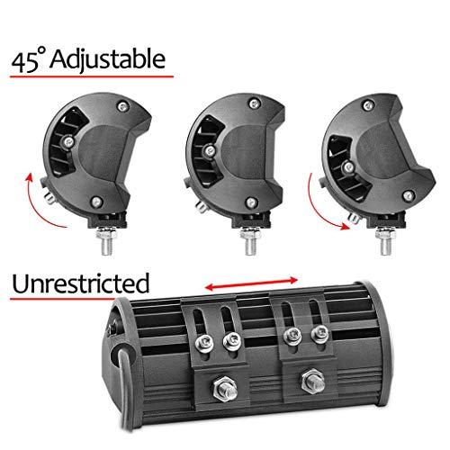 Yellsong Automotive Universal LED Light bar mounting Bracket – Go4CarZ Store