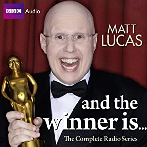 Matt Lucas: And the Winner Is... Radio/TV Program