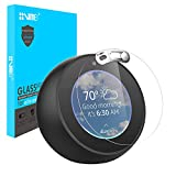 Echo Spot Screen Protector-Protect the Echo Spot's screen, remove residual fingerprints and protect the privacy of users.Designed By VMEI (Silver)