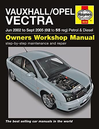 haynes vauxhall vectra workshop repair manual amazon co uk car rh amazon co uk opel vectra workshop manual vauxhall vectra haynes manual pdf