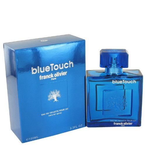 Blue Touch by Franck Olivier Eau De Toilette Spray 3.4 oz
