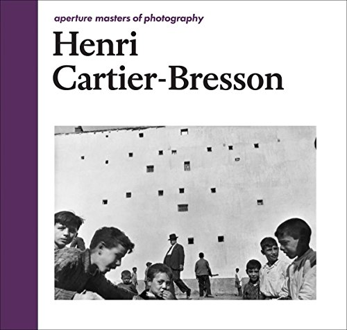 With this publication Aperture presents an elegantly updated and refreshed edition of the classic Henri Cartier-Bresson volume in The Aperture Masters of Photography series. With an introduction by notable curator Clément Chéroux, this edition includ...