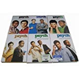 Psych: The Complete Series Seasons 1-6 on DVD 1 2 3 4 5 6