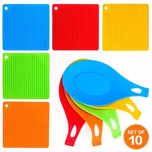 ME FAN Silicone Holders Potholder Coasters product image