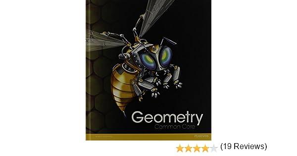 Amazon.com: HIGH SCHOOL MATH COMMON-CORE GEOMETRY STUDENT EDITION ...