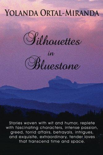 Silhouettes in Bluestone