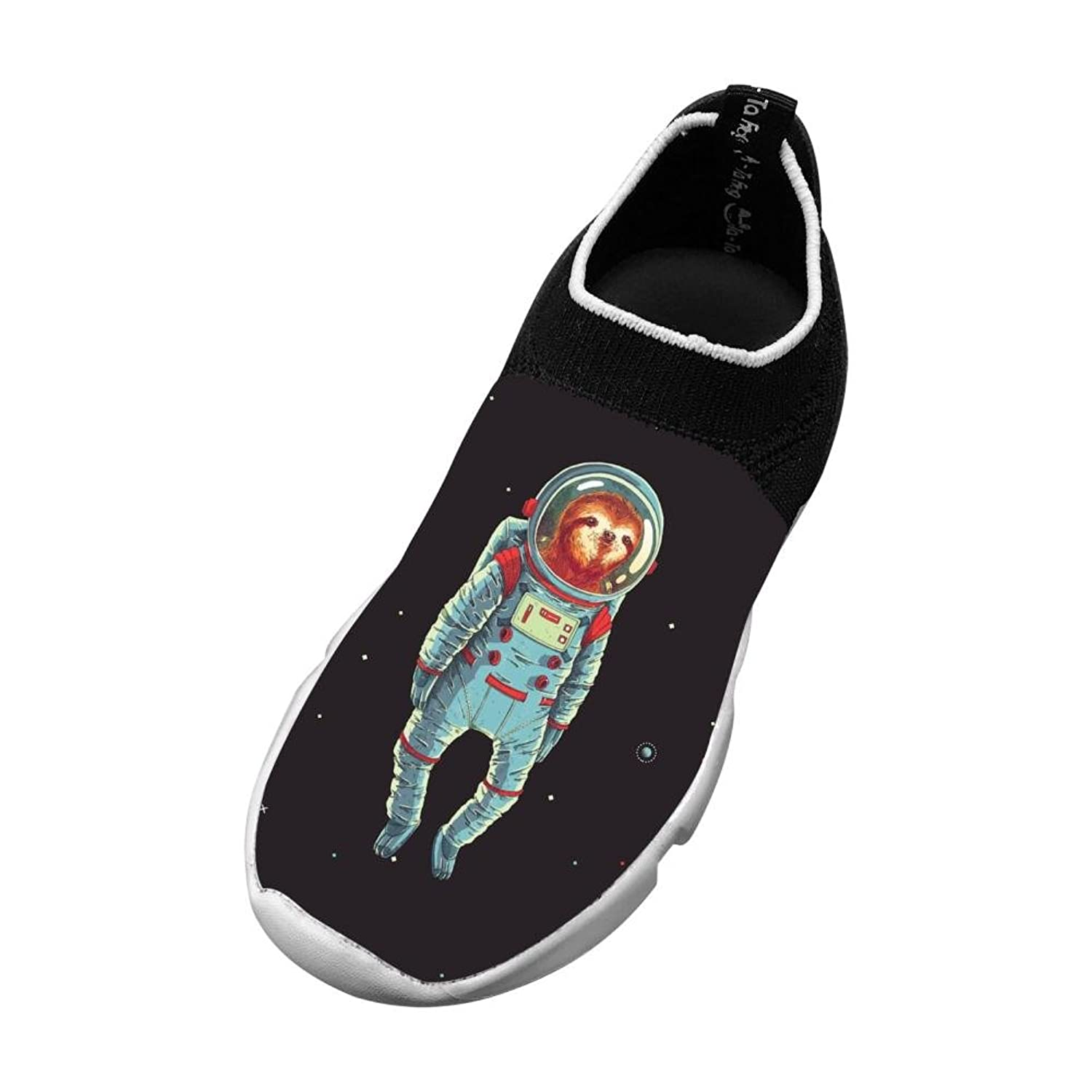 40769867f47e3 Owow Shoe Sports Shoes The Sloth Slip-On Fly Knit Lightweight For ...