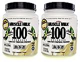 CytoSport Muscle Milk 100 Calories 2-pack Vanilla 1.65 lb (750g) Review