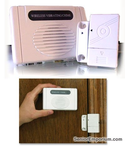 Safeguard 4331033890 Wireless Wander Alarm product image