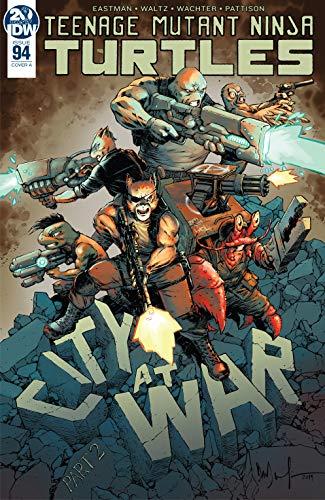 Amazon.com: Teenage Mutant Ninja Turtles #94 eBook: Tom ...
