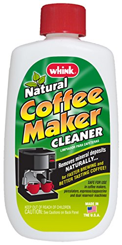 - Whink Natural Coffee Maker Cleaner 6 Ounce