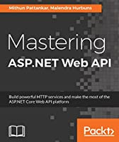 Mastering ASP.NET Web API Front Cover