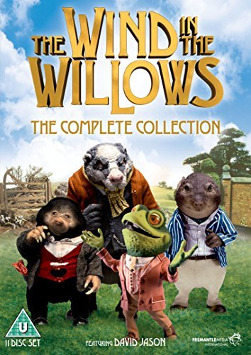 The Wind in the Willows - The Complete Collection [DVD] by David Jason by