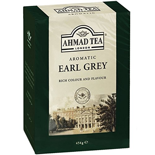 Ahmad Tea - Aromatic Earl Grey, 1 LB (454g)