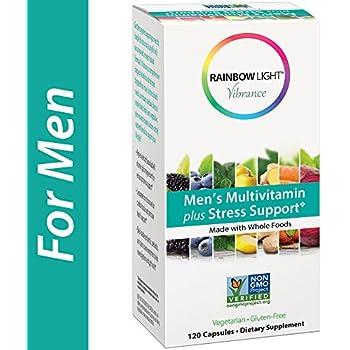 Amazon.com: Multivitamínico para hombres Rainbow ...